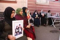 HDP Önündeki Ailelerin Evlat Nöbeti 58'İnci Gününde