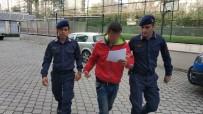 Hırsızlık Yaptığı İddia Edilen Genç Yakalandı
