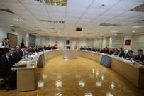 BEKİR ŞAHİN TÜTÜNCÜ - İl Güvenlik Ve Asayiş Koordinasyon Toplantısı
