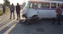 İnegöl'de Kazada Ağır Yaralanan Motosiklet Sürücüsü Hayatını Kaybetti