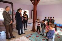 Kaymakam Avcı'dan Okul Ziyareti