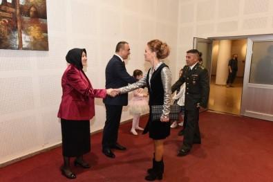 Kilis'te Cumhuriyet Resepsiyonu