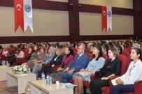 ALİ ŞAHİN - KMÜ'de 'Madde Bağımlılığı İle Mücadele' Konferansı Düzenlendi