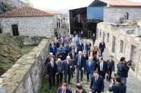 Kültür Ve Turizm Bakanı Ersoy'dan Ayasofya Camisi İçin 'Ne Gerekiyorsa Yapacaksınız; Bahane Uydurmayın' Talimatı