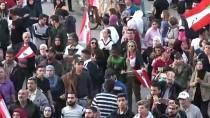 SEÇİM KANUNU - Lübnan'da Başbakanın İstifasına Rağmen Gösteriler Devam Ediyor