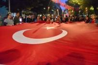 Lüleburgaz'da Coşku Dolu Cumhuriyet Gecesi