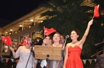 23 NİSAN ULUSAL EGEMENLİK VE ÇOCUK BAYRAMI - Mavibahçe'de Cumhuriyet Bayramı Coşkusu