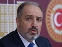 FATİH ŞAHİN - Mustafa Yeneroğlu partisinden istifa etti