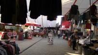 (Özel) Pazarcılar 50 Yıldır Pazarın Kurulduğu Caddede Kalmak İçin Direniyor