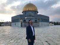 Rektör Karakaya, Filistin'de 4. Uluslararası Tıp Bilimleri Konferansına Katıldı