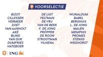 RYAN BABEL - Ryan Babel, Hollanda Milli Takımı'na Davet Edildi