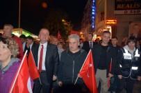 Sinop'ta Fener Alayı