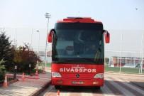 OSMANPAŞA - Sivasspor Kupa Maçı İçin Ankara'ya Gitti