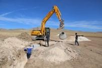 Sivrihisar Organize Sanayi Bölgesi'nde Alt Yapı Çalışmaları Hızlandı