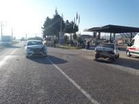 Şuhut'ta Trafik Kazası Açıklaması 6 Yaralı