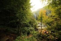 Suuçtu Şelalesinde Sonbahar Güzelliği