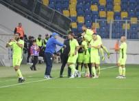 AHMET OĞUZ - Ziraat Türkiye Kupası Açıklaması Gençlerbirliği Açıklaması 0 - Esenler Erokspor Açıklaması 2
