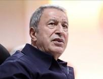 Bakan Akar'dan yakalanan 18 asker hakkında flaş açıklama