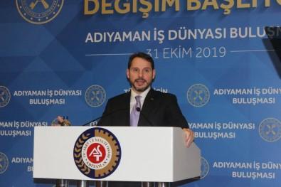 Bakan Albayrak Açıklaması 'Yeni Bir Ekonomi, Yeni Bir Dönüşüm İçin Yola Çıktık'
