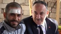 Barış Pınarı Gazisi Haydar Kanmaz Baba Ocağına Döndü