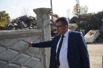 Baştan Çatal, Belediye Çalışmalarını Denetledi