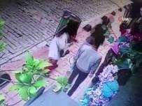Beyoğlu'nda Yabancı Uyruklu Kadına Kapkaç