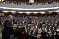 Cumhurbaşkanı Erdoğan, AK Parti'nin Eski Ve Mevcut İl Başkanlarıyla Bir Araya Geldi