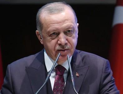 Cumhurbaşkanı Erdoğan'dan dikkat çeken sözler!