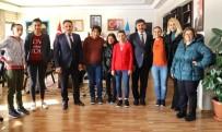 Engelli Öğrenciler Başkan Aksun'a Mektup Yazdı