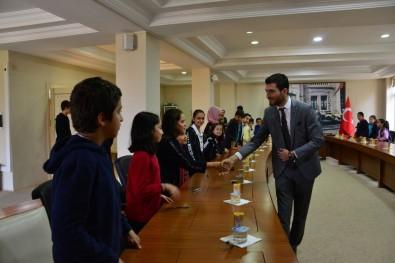 Erbaa'da Çocuk Ve Gençlik Meclisi Başkanı Seçildi