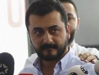 İSTİNAF MAHKEMESİ - Eren Erdem hakkında tahliye kararı