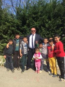 Esenköy'de Yeni Doğan Bebeklere 'Hoş Geldin' Hediyesi