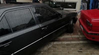Esenyurt'ta Yabancı Uyruklu Sarhoş Sürücü Ortalığı Karıştırdı