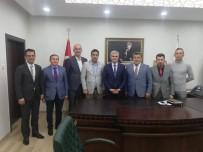 Gazeteciler Ankara Görev Yapan Bürokratları  Ziyaret Etti