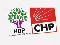 DEMOKRATİKLEŞME - HDP: 'CHP'ye destekten pişman değiliz'