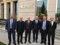 İl Başkanı Karabıyık, Görev Yapmış İl Başkanları Toplantısına Katıldı