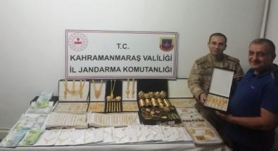 Kahramanmaraş'ta Kuyumcu Soyguncuları Tutuklandı
