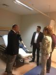 KANDILLI - Kaymakam Çorumluoğlu, Kazada Yaralanan İşçileri Ziyaret Etti