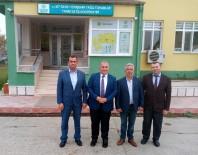 Kaymakam Seyitoğlu'ndan Yağlı Tohumlar Tarım Kooperatifine Ziyaret