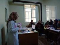 Köyde Bayanlara Meme Kanseri Anlatıldı