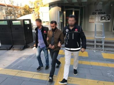 Kütahya'daki Uyuşturucu Operasyonuna Tutuklama