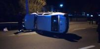 Lüleburgaz'da Trafik Kazası Açıklaması 1 Yaralı