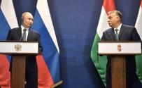 ANAYASA KOMİSYONU - Macaristan'a Giden Putin, Türk Akımı Projesini Görüştü