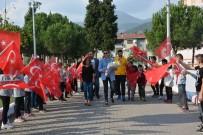 Milli Boksör  Güneri Yenice'de Öğrencilerle Buluştu