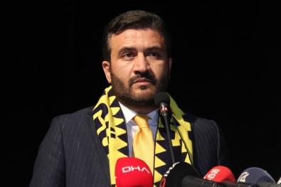 MKE Ankaragücü'nde Yeni Başkan Fatih Mert
