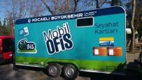 Mobil Ofis Karavanı Kandıra'ya Gidiyor