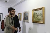 'Modernlik Eşiği - Lignum' Resim Sergisi, Kapılarını Sanatseverlere Açtı
