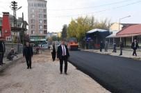 Muş Belediyesi Tarafından Son İki Ayda 40 Bin 800 Ton Asfalt Serildi