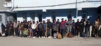 Niğde'de 75 Göçmen Yakalandı, 2 Kişi Gözaltına Alındı