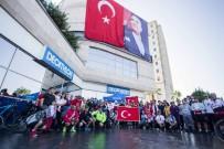 BİSİKLET TURU - Pedallar 'Cumhuriyet' İçin Döndü